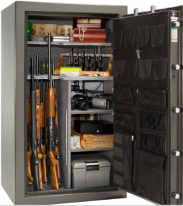 household gun safe