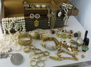 home safe for jewellry