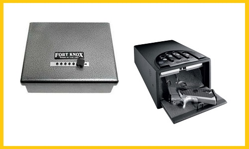 purchase gun safes