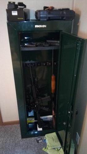 gun safe floor
