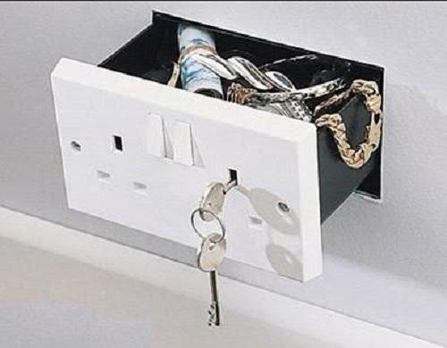 hidden safe